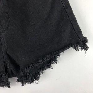 Denim CoLab Shorts - Denim CoLab Saltwater & Song Bronte Shorts NEW